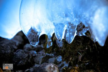 Dさんのフォトギャラリー 「洞爺湖のしぶき氷」